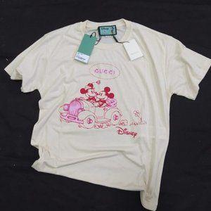 Gucci Disnep Printed Casual Men T-Shirt